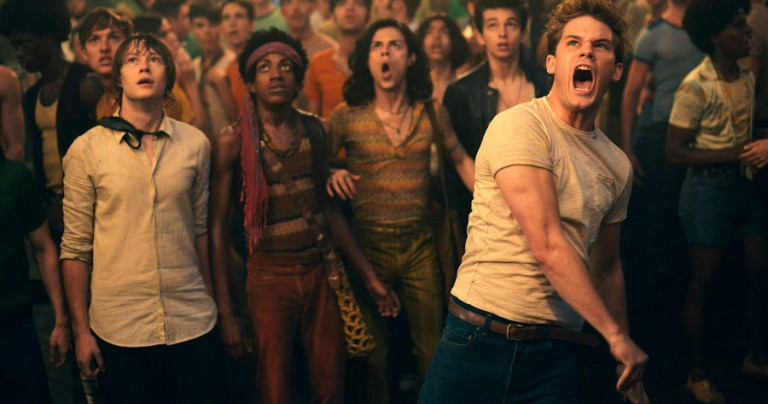 Stonewall Movie: whitewashed, ciswashed and men-centered