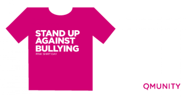 Stand up against bullying