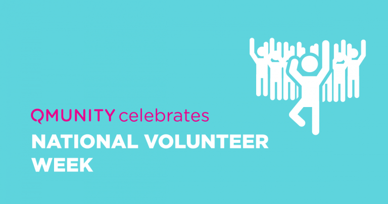 Celebrating National Volunteer Week 2017