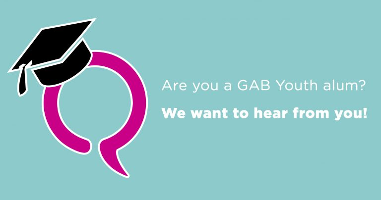 Are you a GAB Youth program alum?