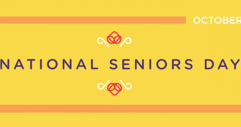 QMUNITY celebrates October 1, National Seniors Day