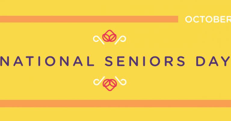 QMUNITY celebrates October 1, National Seniors Day