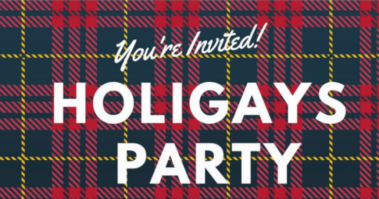 Holigays – Older Adults and Seniors Party