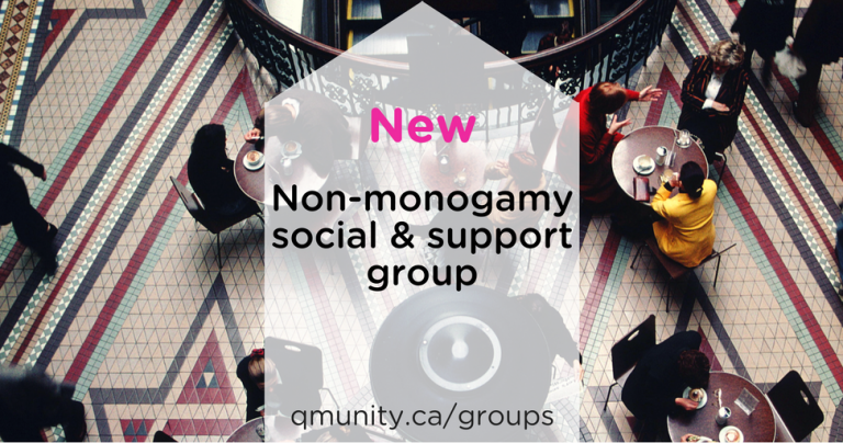 New Group: Non-Monogamy Group