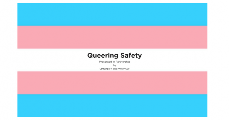 New Support Group: Queering Safety