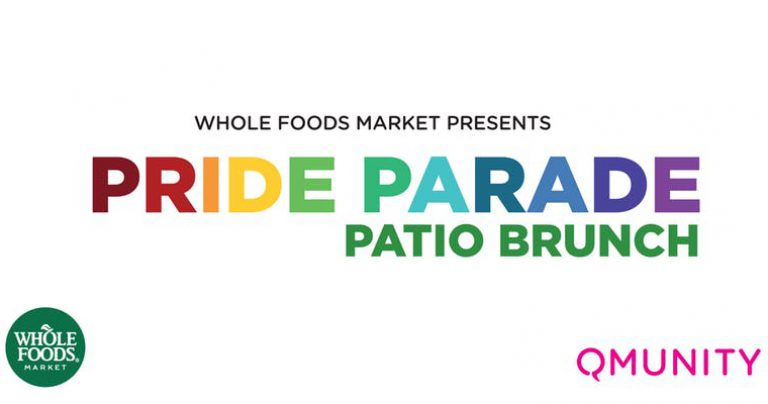 Pride Parade Patio Brunch 2018 — Presented by Whole Foods Market Robson