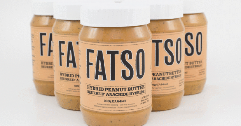 Thank you Fatso Hybrid Peanut Butter!