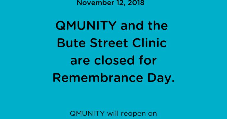 Office & Clinic Closed – Monday November 12