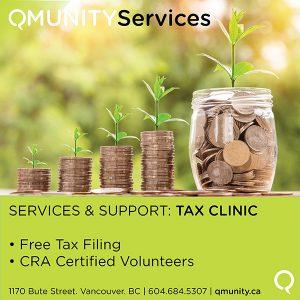 Introducing QMUNITY's Volunteer-based Free Tax Clinic — QMUNITY