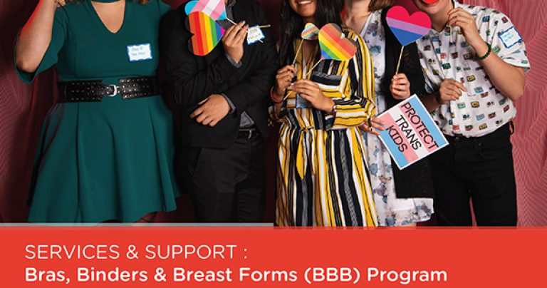 Bras, Binders, & Breast Forms (BBB) Program Expansion